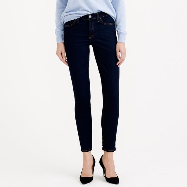 J.Crew Toothpick Cone Denim Jeans