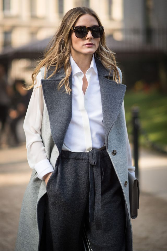 Olivia Palermo Is Going To Launch a Fashion Line, Eventually