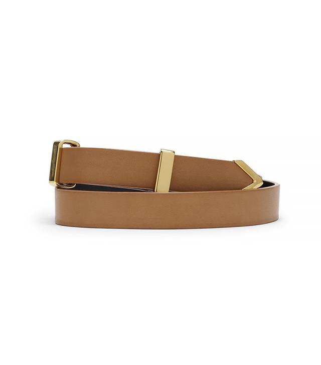 Club Monaco Rosa Leather Belt