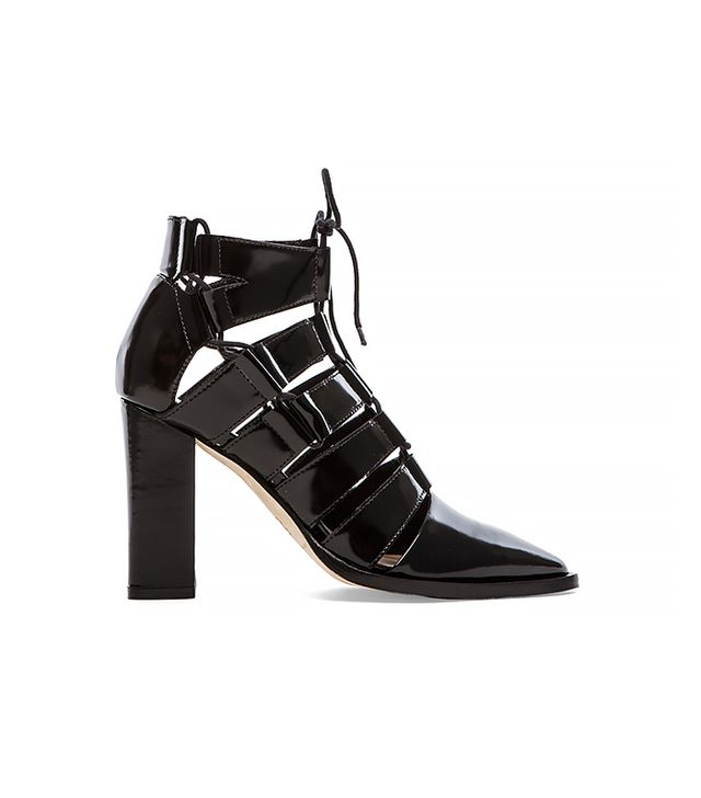 Loeffler Randall Reeve Lace Up Bootie