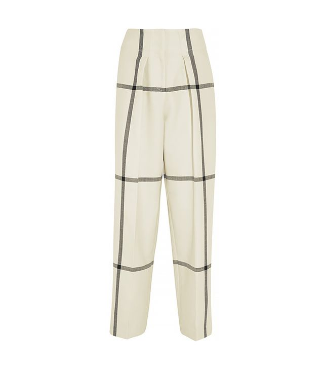 3.1 Phillip Lim Pleat-Front Wide Leg Pant
