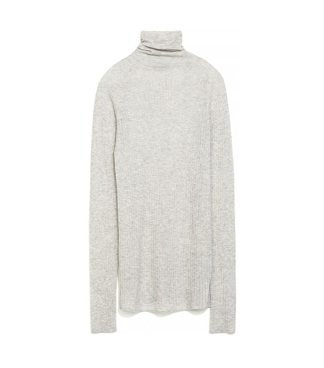 Zara Ribbed Sweater