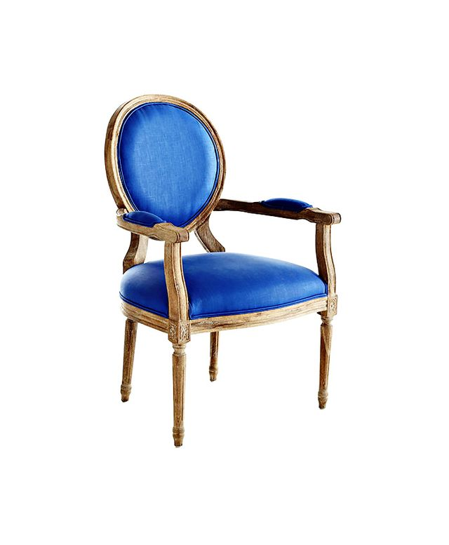 Wisteria Louis XVI End Chair