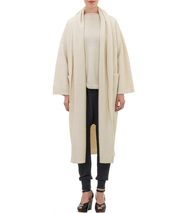 Lauren Manoogian Layered Blanket Dress