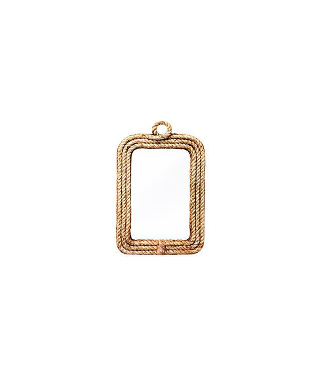 Wayfair Rope Wall Mirror