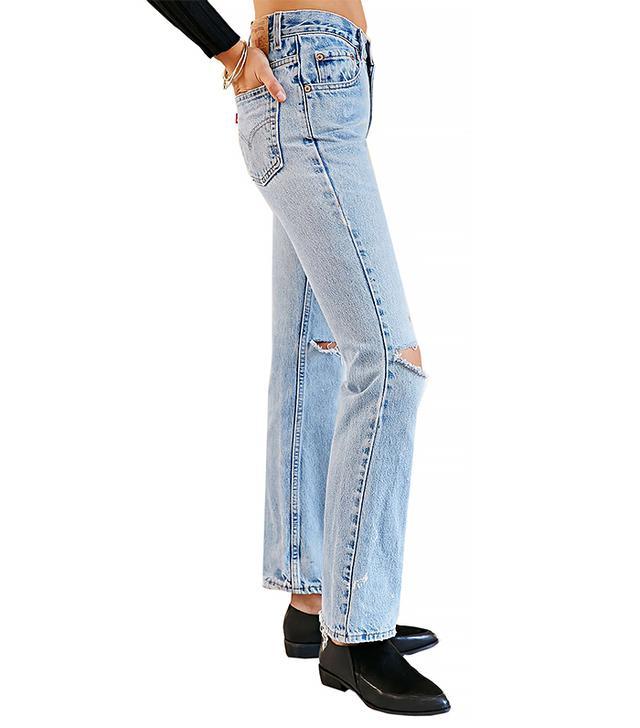 Urban Renewal Vintage Split-Knee Levi's 517 Jean