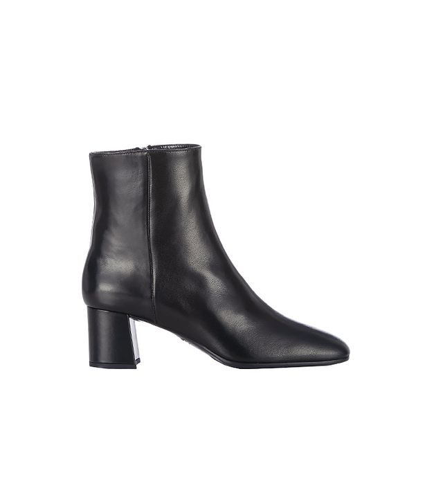 Prada Tapered-Toe Ankle Boots