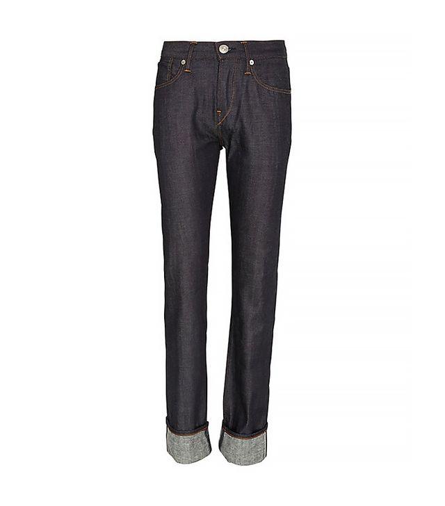 3x1 Retro Raw Straight Leg Jeans