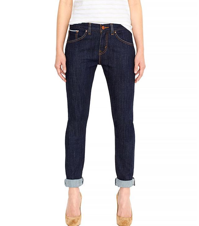Levi's Boyfriend Skinny Selvedge Jeans