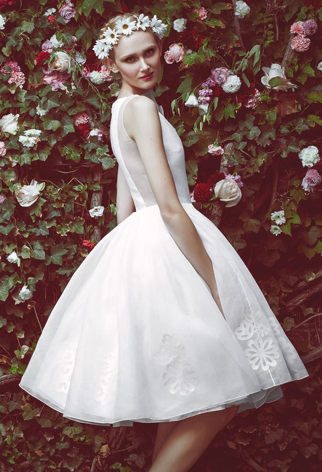 Honor x Stone Fox Bride The Leith Gown