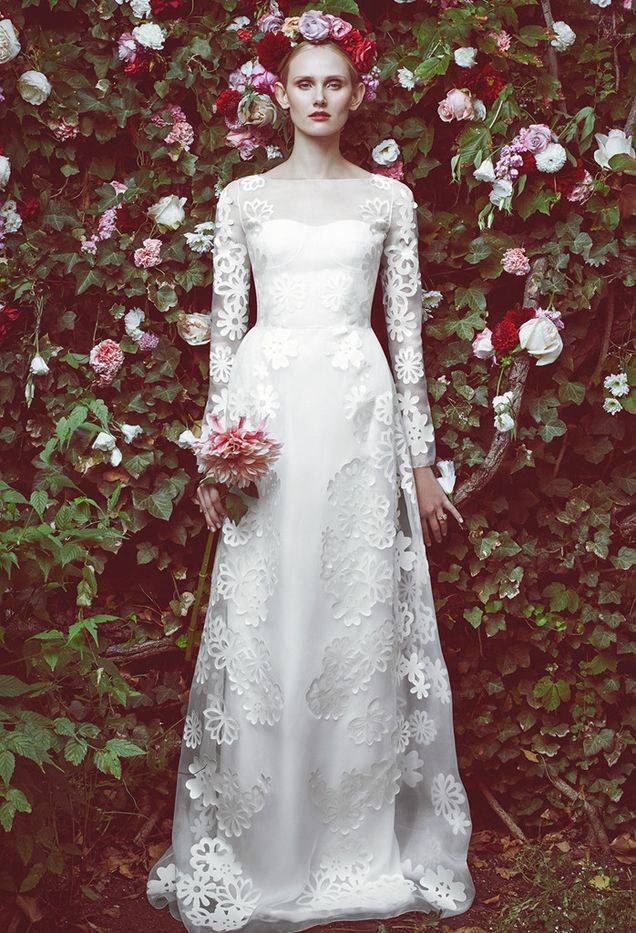 Honor x Stone Fox Bride The Mabel Gown