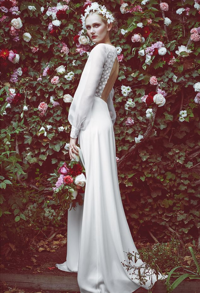 Honor x Stone Fox Bride The Natasha Gown