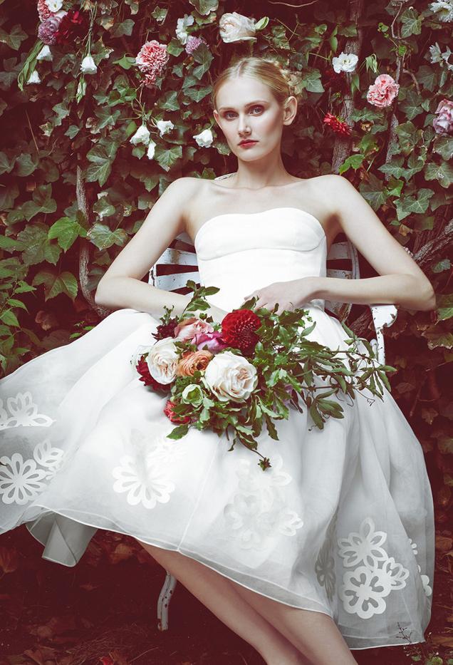 Honour x Stone Fox Bride The Zoe Gown