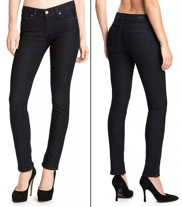 Paige Denim Skyline 12 Skinny Stretch Jeans in Twilight