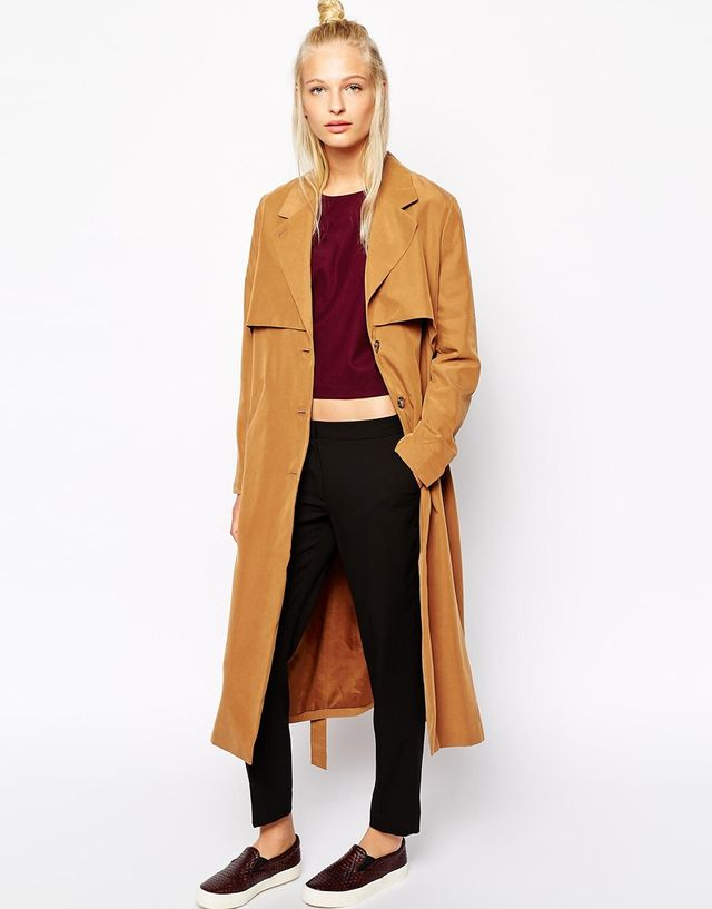 Monki Duster Coat