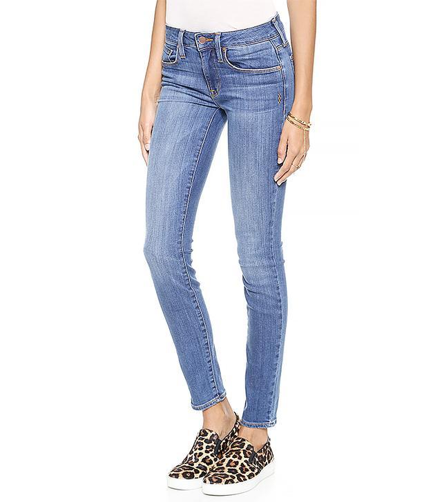 Genetic Los Angeles Stem Mid Ride Skinny Jeans