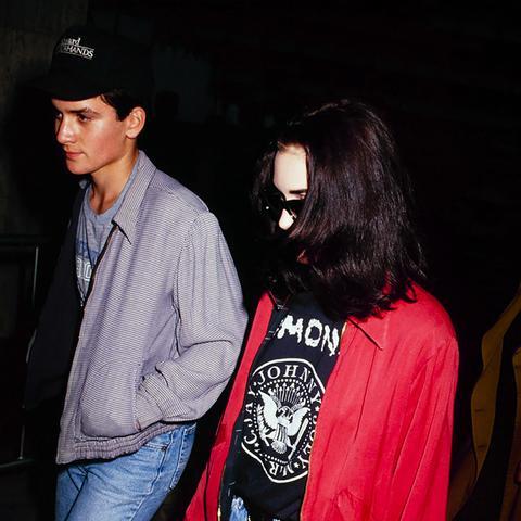 '90s Winona Ryder