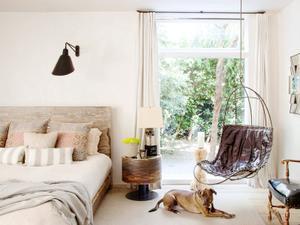 Get the Look of Patrick Dempsey's Bedroom