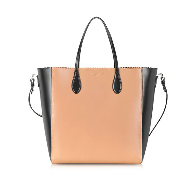 Rochas Leather Rochas NS Tote
