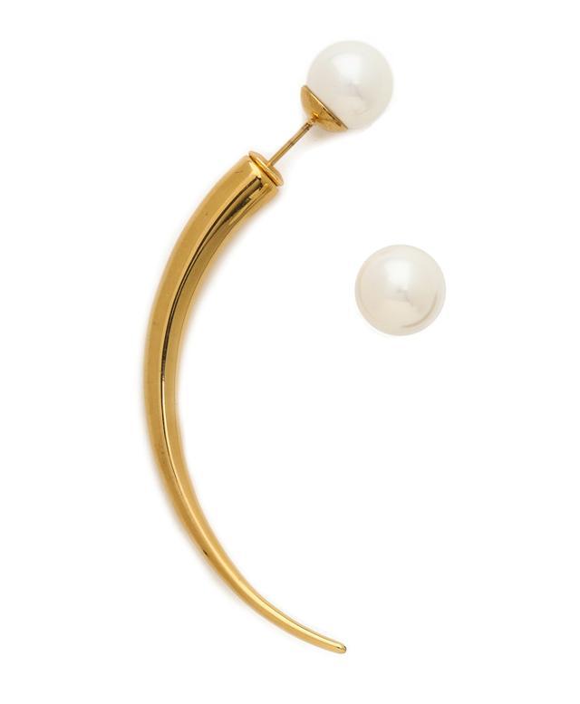 Amber Sceats Imitation Pearl Hook Earring & Stud Set
