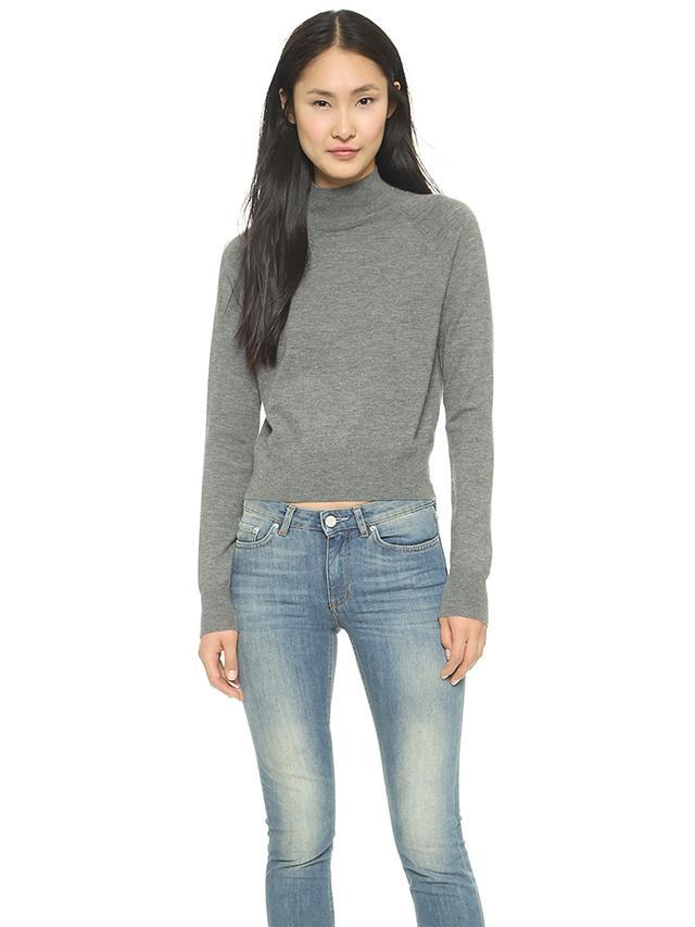 Theory Staple Alira Cashmere Sweater