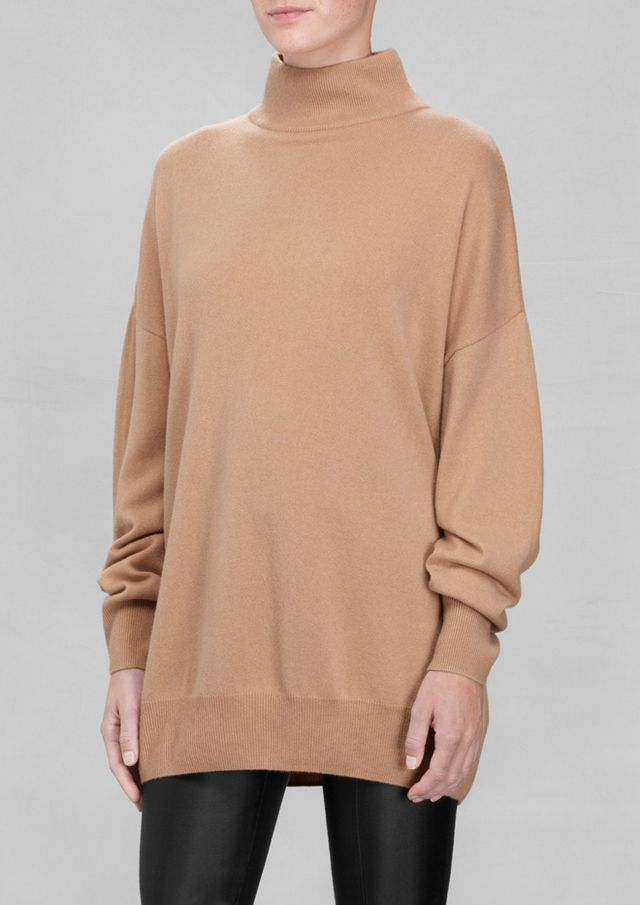 & Other Stories Lykke Li Cashmere Sweater