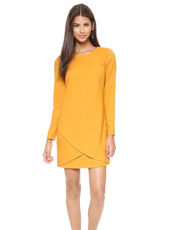 Rachel Zoe Mercer Long Sleeve Dress
