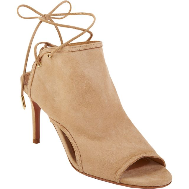 Aquazzura Bond Glove Sandals