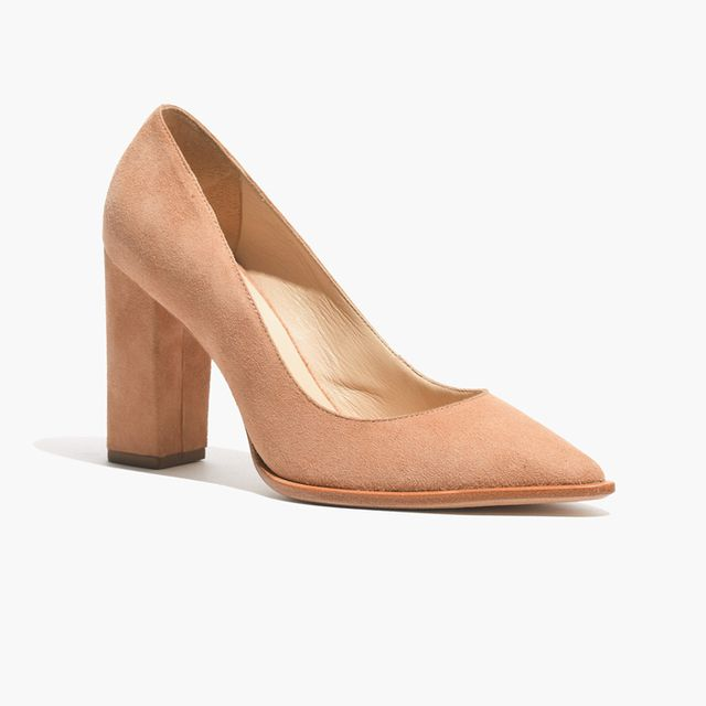 15 Perfect Nude Heels You Can Wear Year-Round | WhoWhatWear