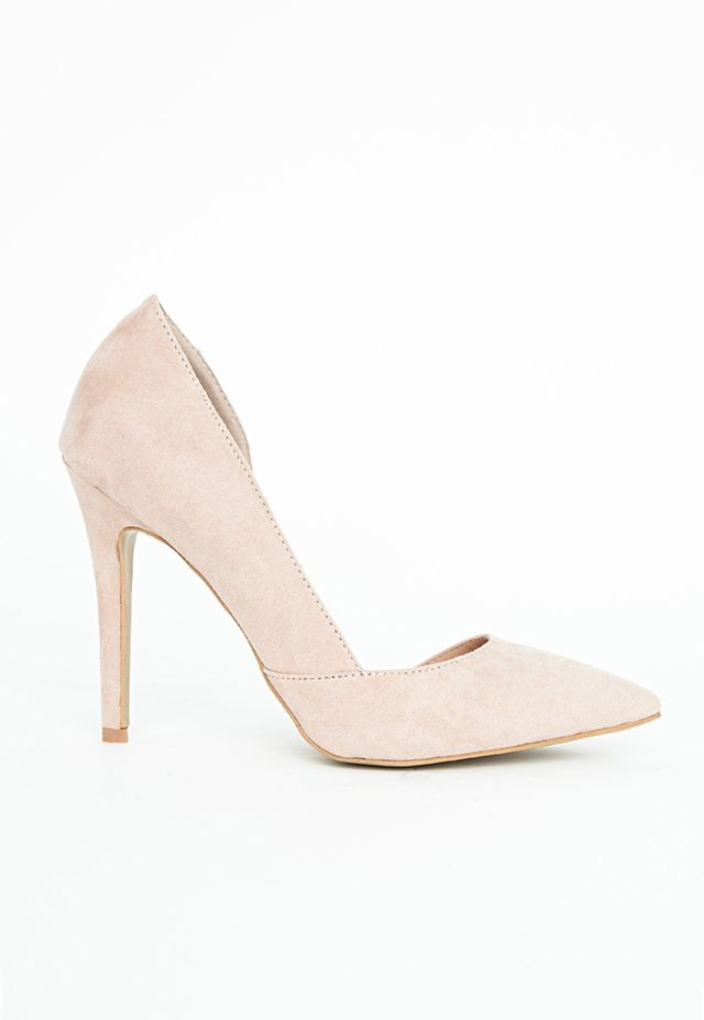 Missguided Caitlin Cut Out Court Shoes