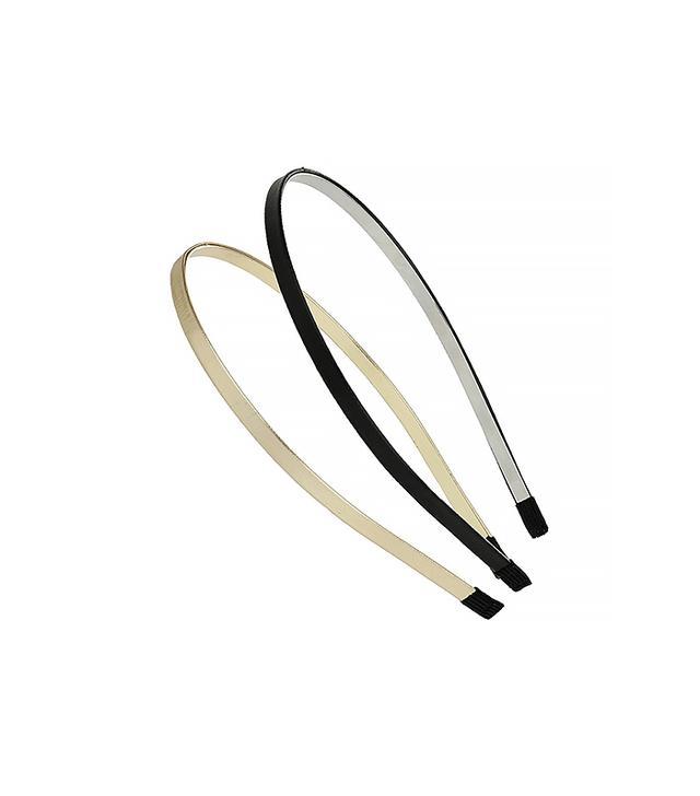 Topshop Fabric Headband Pack