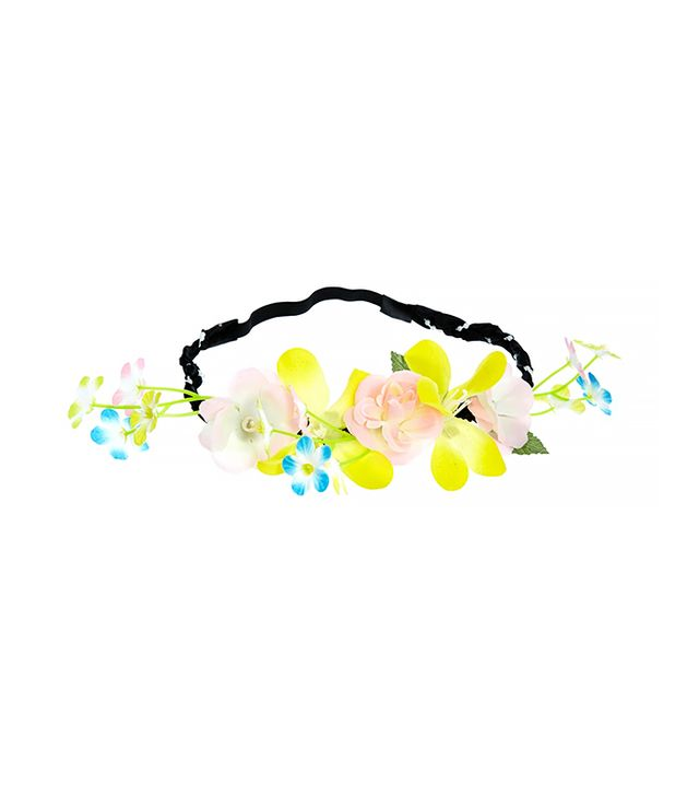 Asos Summer Flowers Hair Garland