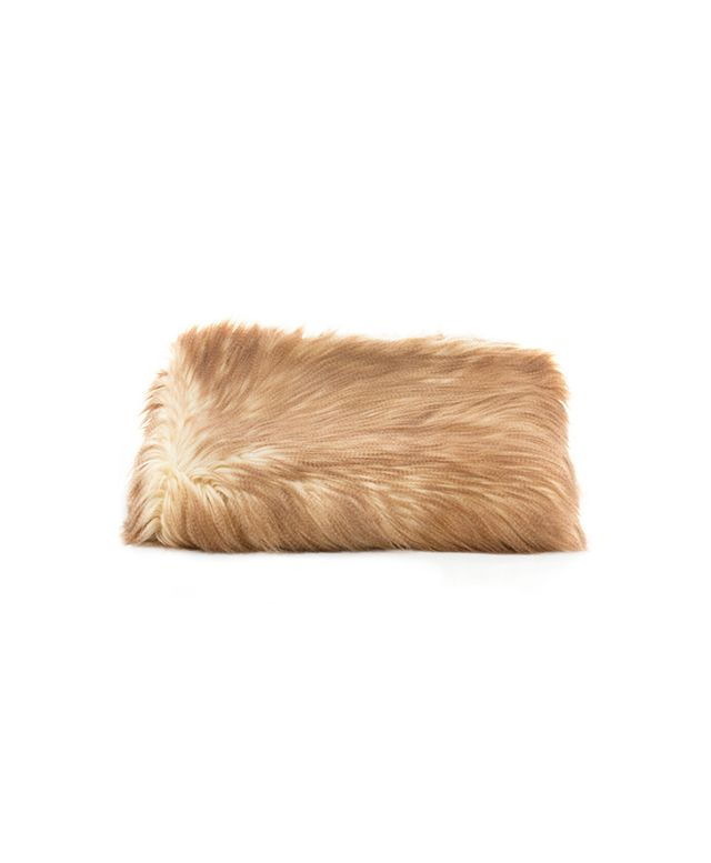 Scenario Home Lion's Mane Faux Fur Throw