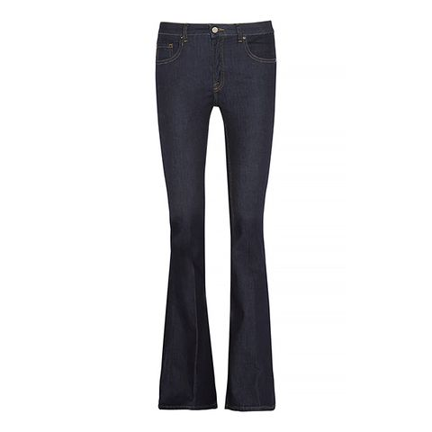 Flare High-Rise Jeans