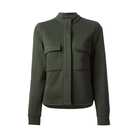 Jersey Military Jacket