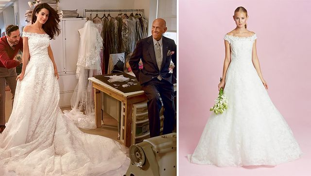 You Will Be Able to Buy Amal Alamuddin's Wedding Dress