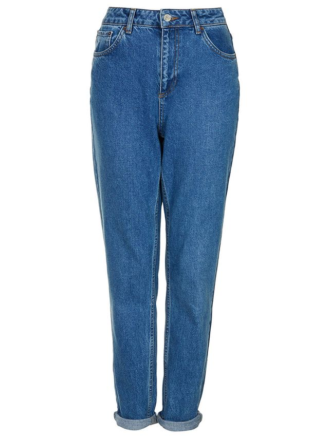 Topshop Moto Vintage High-Waisted Jeans