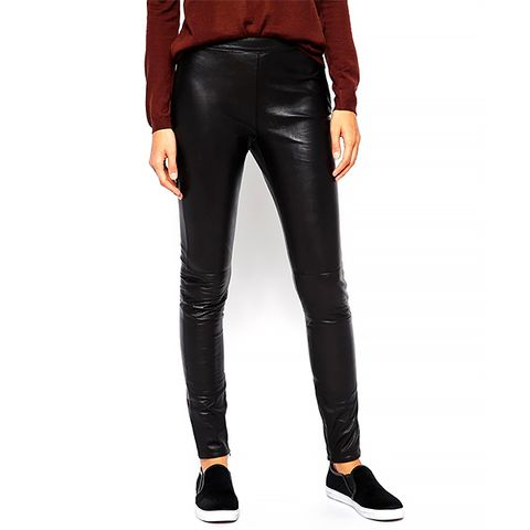 Sabrina Leather Pants