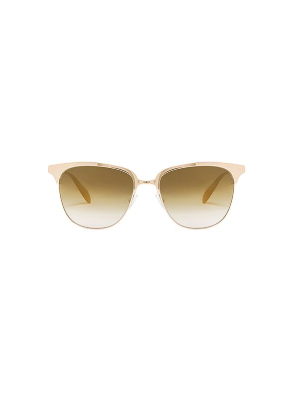 Oliver Peoples Leiana Flash Mirror Sunglasses