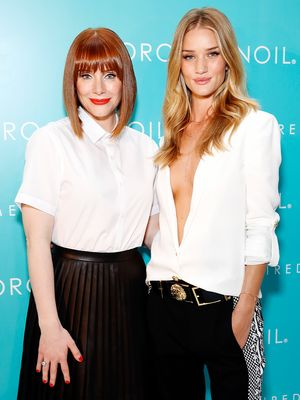 Rosie Huntington-Whiteley and Bryce Dallas Howard's Inspiring New Collab
