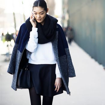 A Model Off-Duty Guide to Wearing Your Fall Coat