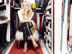Exclusive: Jaime King Gets a Dream Closet Makeover