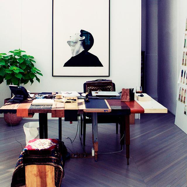 Get the Look of Fashion Designer Phillip Lim's Studio