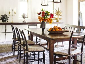 Shop the Room: A Rustically Refined Dining Room