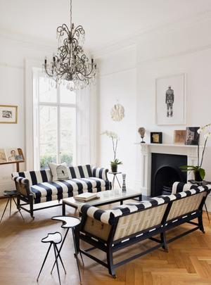 Shop the Room: A High-Contrast Salon
