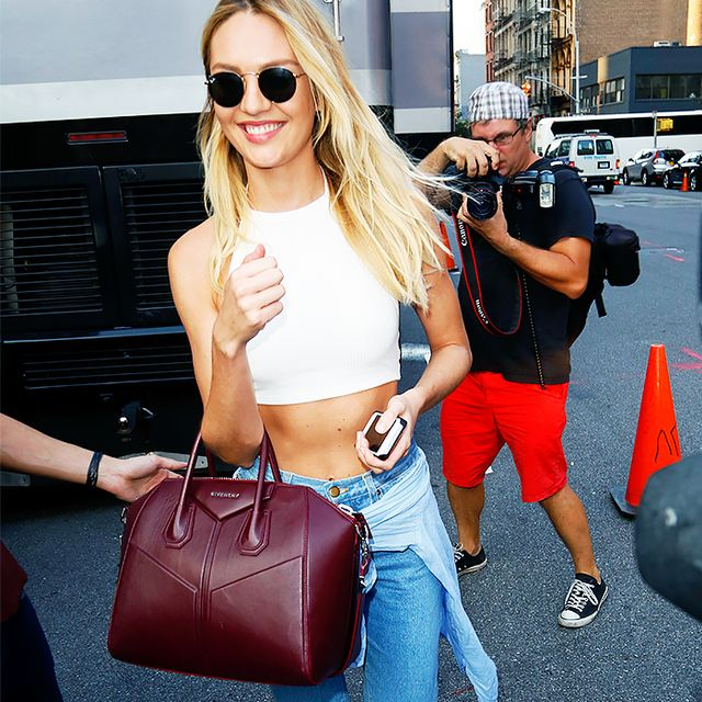 Candice Swanepoel's Best Model-Off-Duty Moments