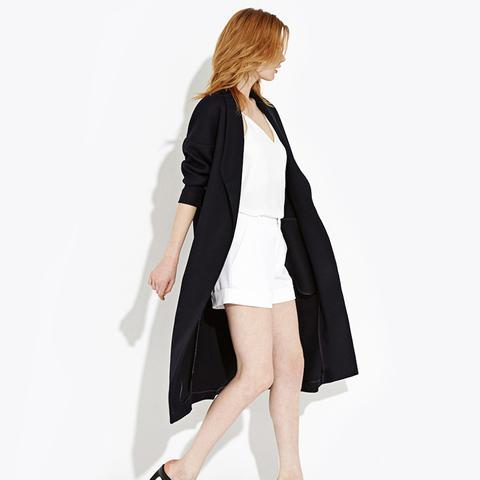 Wool Robe Coat