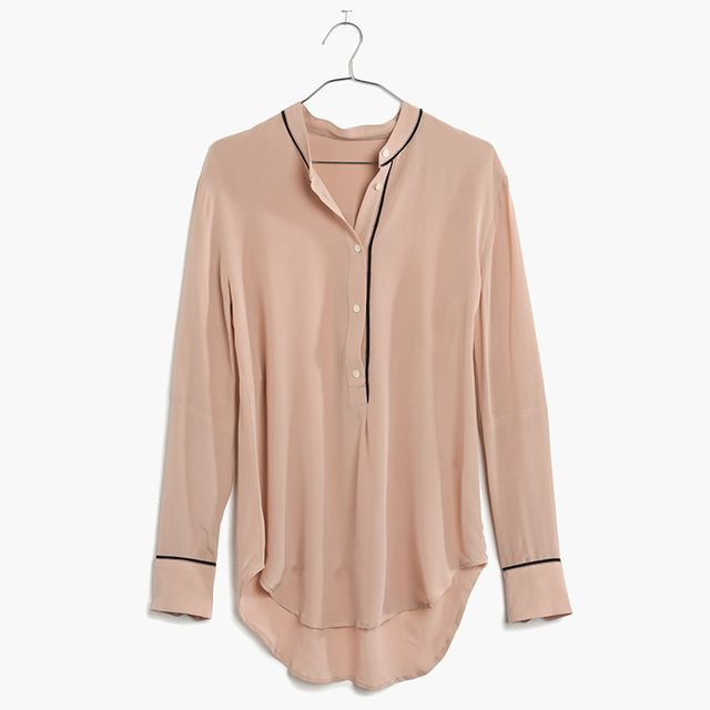 Madewell The Perfect Tunic