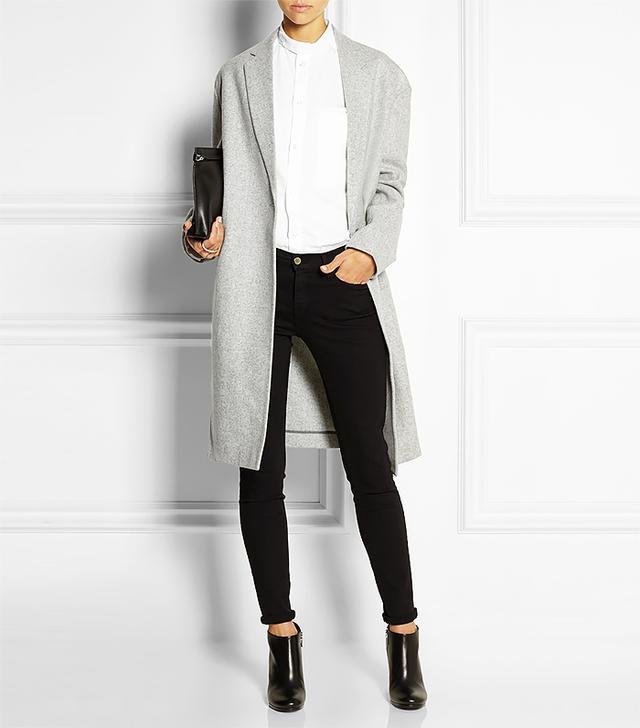 Studio Nicolson Broadway Wool-Felt Coat