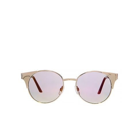 Asha Mirrored Sunglasses